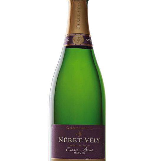 Champagne Extra-Brut Mature