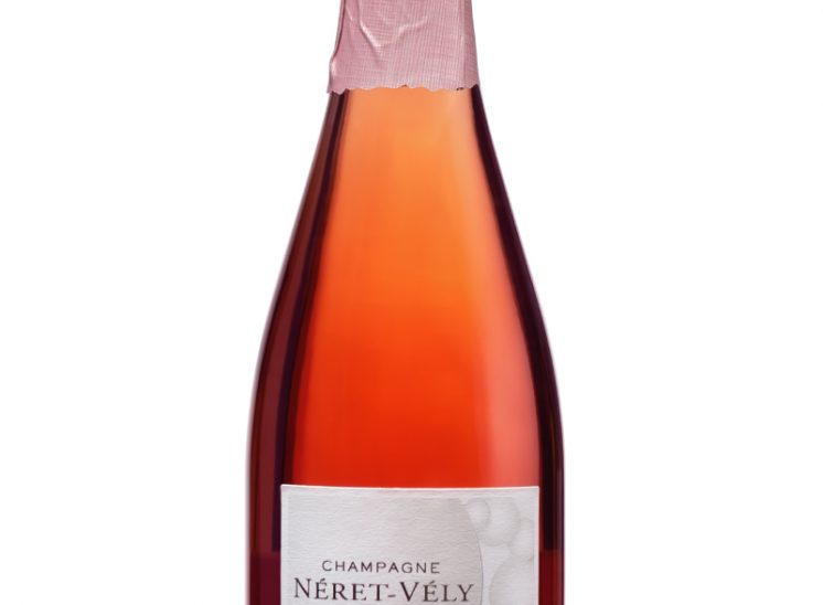 Champagne, cuvée Sweet Touch' rosé