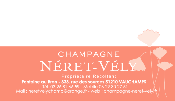 Sweet touch' champagne
